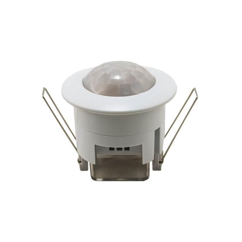 Detector de Movimento para Embutir 360º