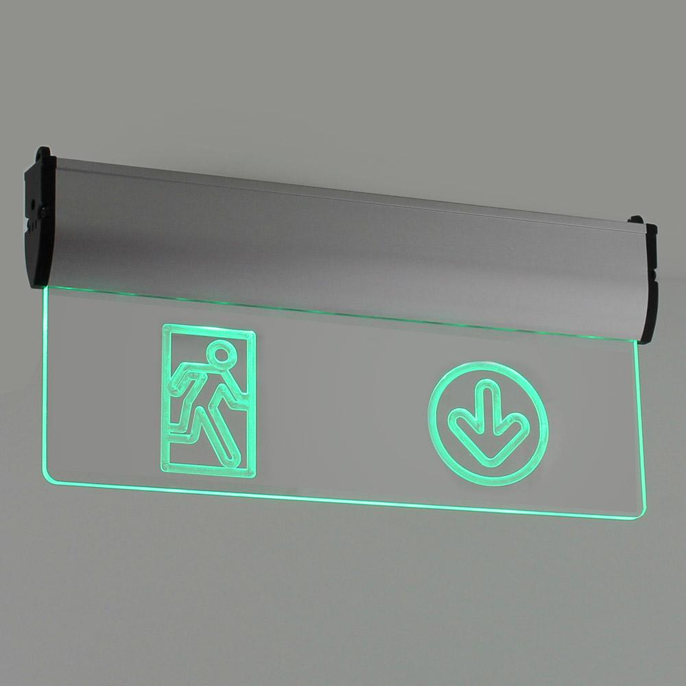 Luminária de Emergência Suspensa LED