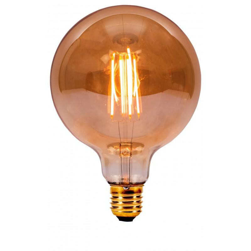 Lampada LED G95 E27 6W Filamento