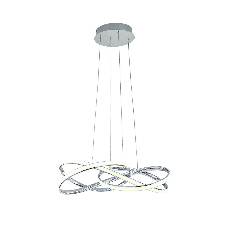 Candeeiro LED Suspenso Swirl 40W