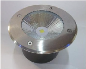 Projetor Pavimento LED IP65  10W
