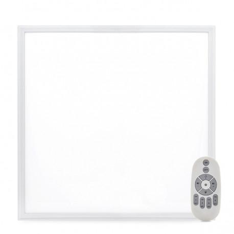 Painel de LED 60x60Cm Controlo Remoto (Brilho-Cct) 36W