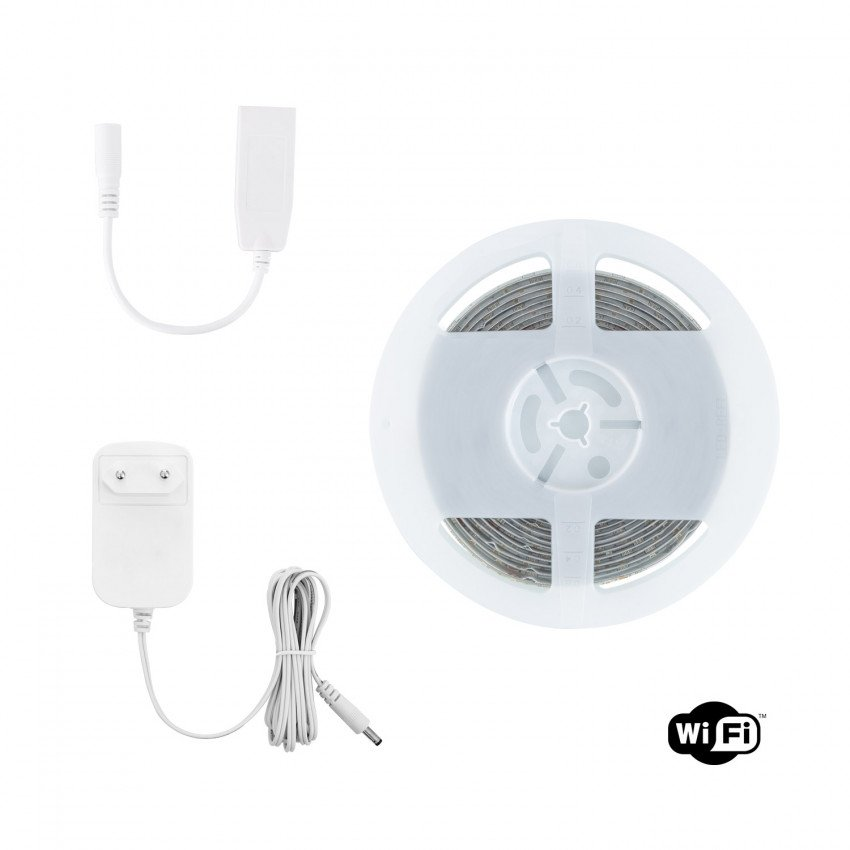 Kit Fita LED 24W 5m Wifi  RGBWW IP65