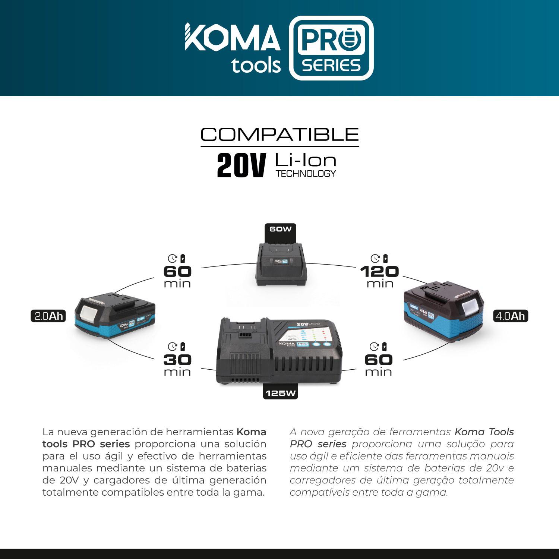 KOMA Pró Series