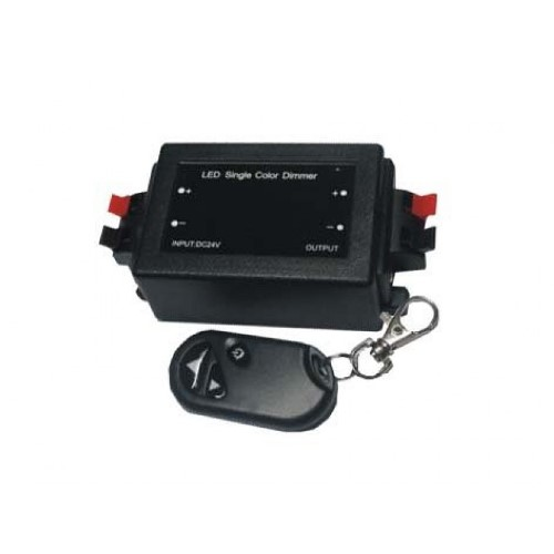 Controlador Fita # C/ Comando RF # 12A 12V