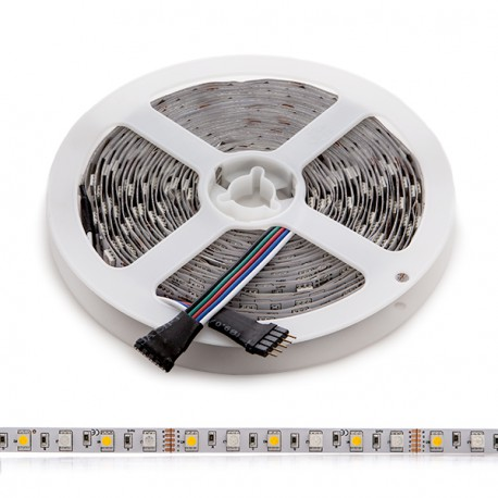 Fita LED 360 X SMD 5050 5M RGB-WW  IP25