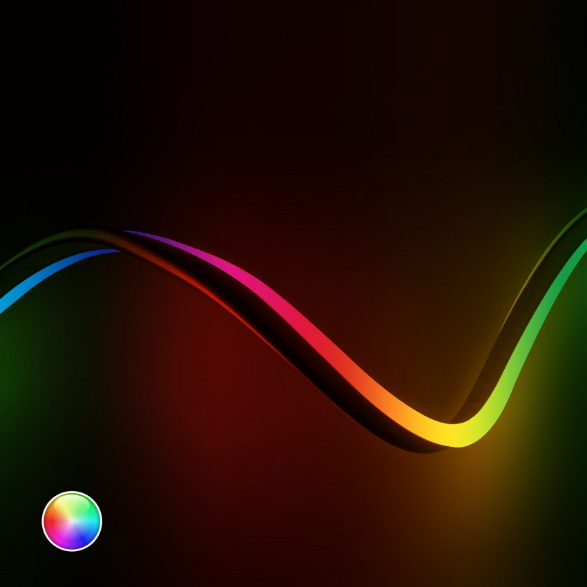 "Fita ""Neon Flex"" RGB"