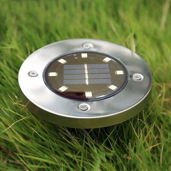 Balizador Solar LED
