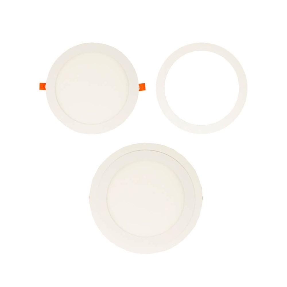 Anel branco suplementar para Downlight 25,5 cm