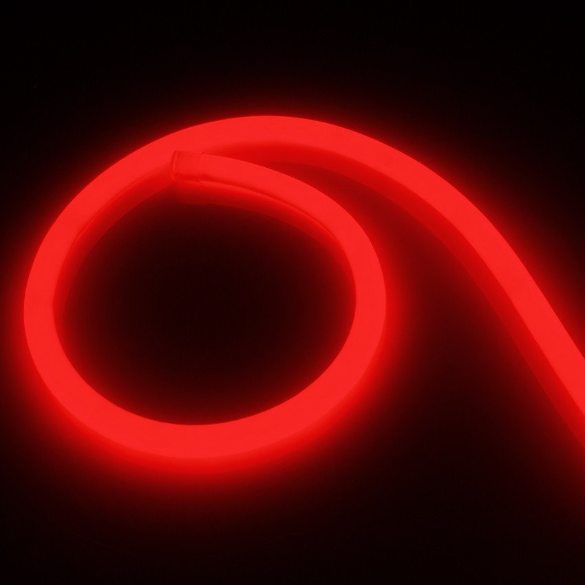 "Fita ""Neon Flex"" Vermelha"