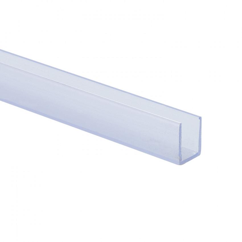 Perfil de PVC de 1m  Néon 24vDC
