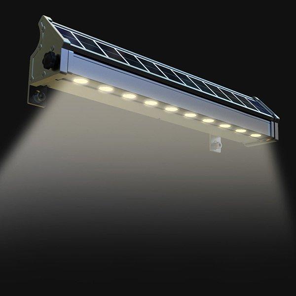 Wall Washer Solar LED 10W