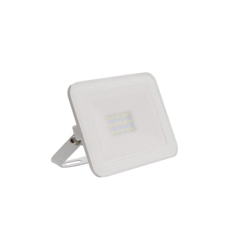 Projector LED Slim Cristal 10W Branco