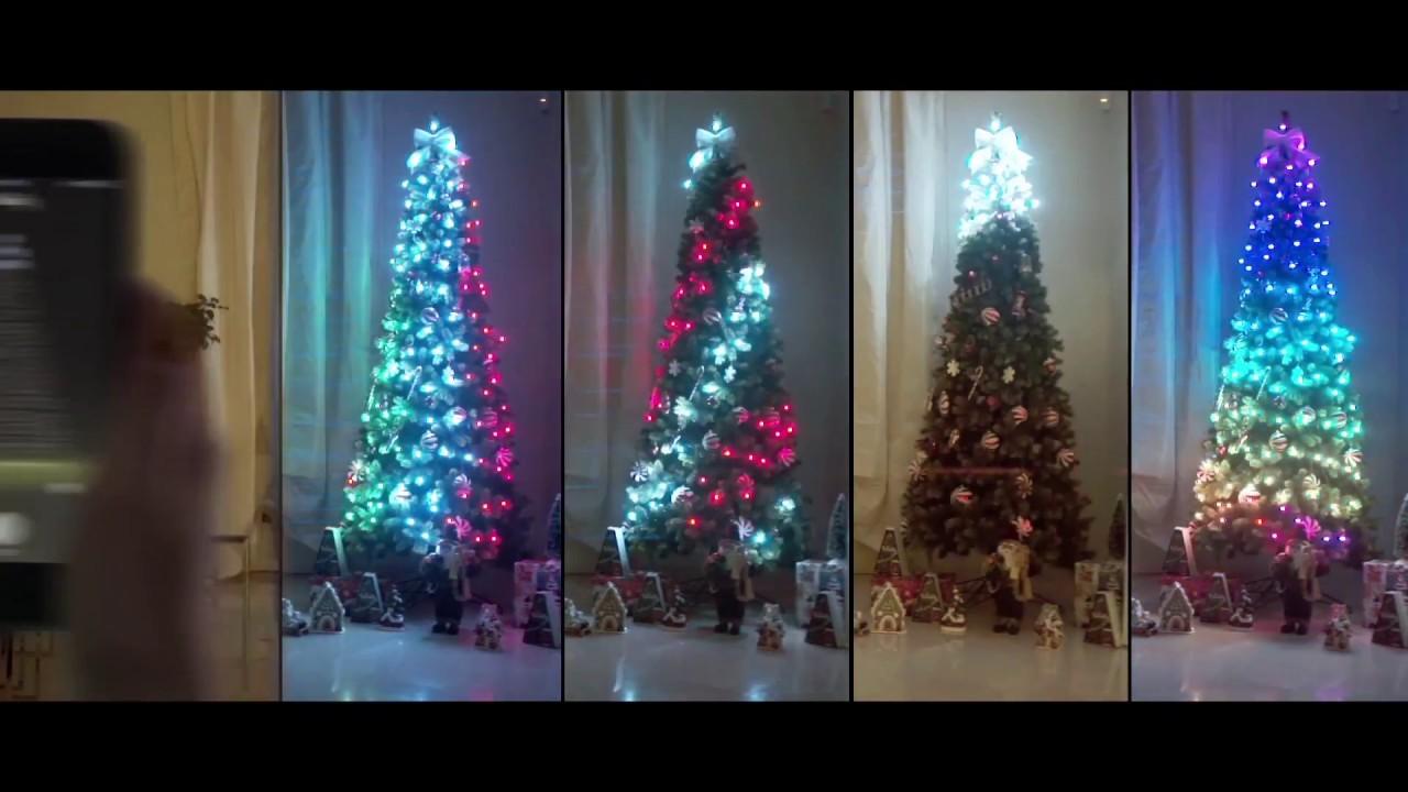 Twinkly - Luzes De Natal Controladas Por App x 400 LED 32M BT + WIFI IP44