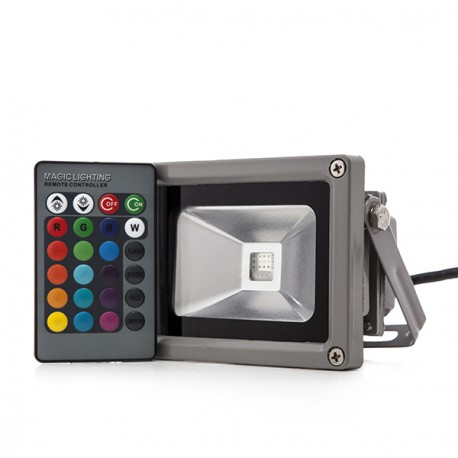 Projector LED RGB COB  20W