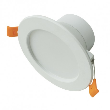Downlight LED Redondo 9W IP44