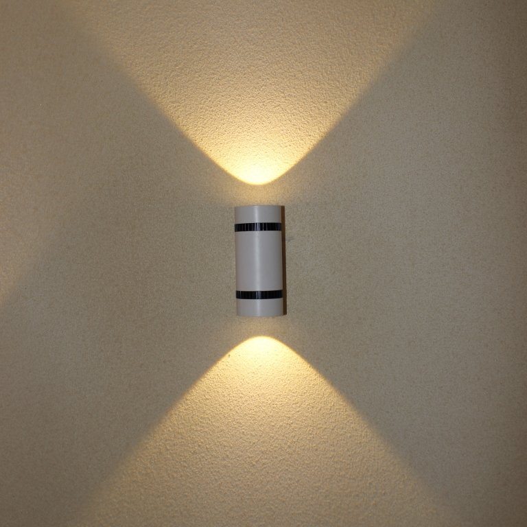 APLIQUE LED - 2x3W TUBE