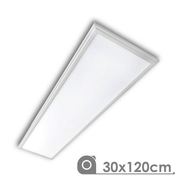Painel Led 1200x300 36W