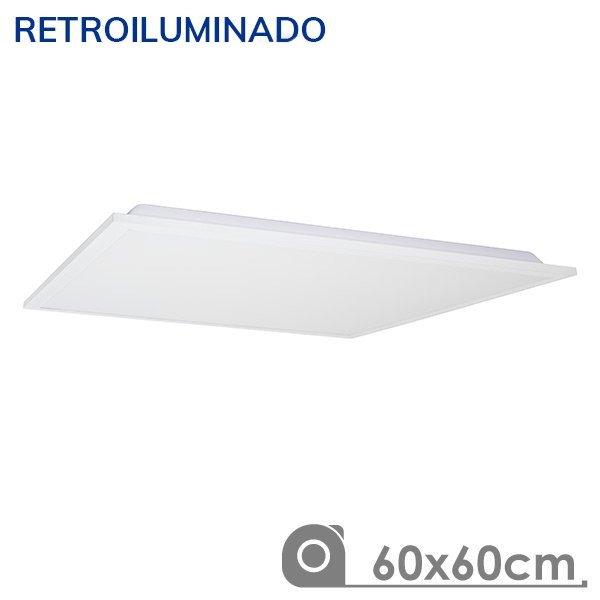 Painel LED 600x600 50W Branco Retroiluminado  TARGET