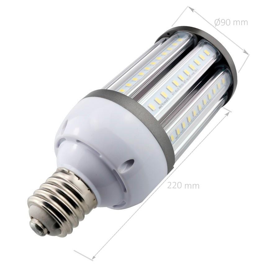 Lâmpada LED Iluminação Pública Corn E40 35W