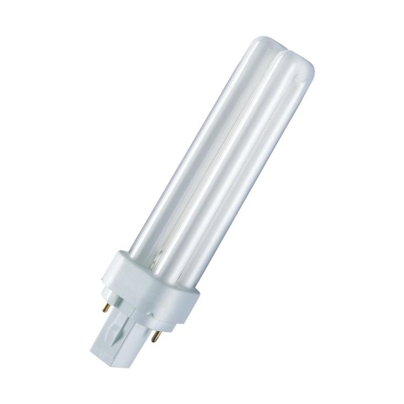 Lampada DULUX D 18W/840