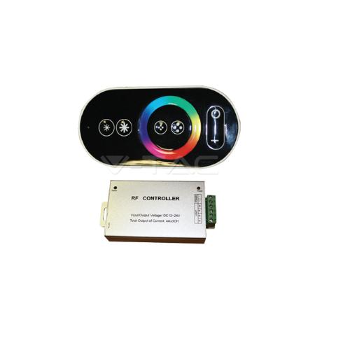 Controlador Fita Led 12V RGB Touch