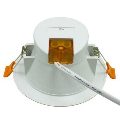 Downlight LED Redondo 12W IP44
