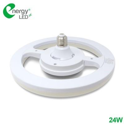 Lampada LED  Circular 24W 26Cm E27
