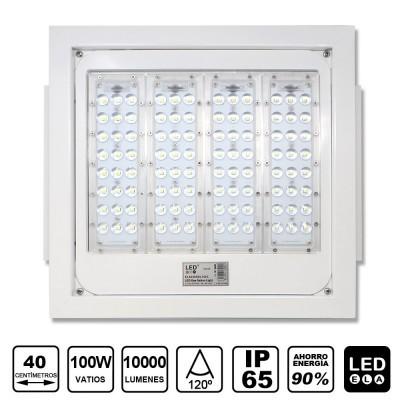 Refletor LED  100W Especial para estação de serviço