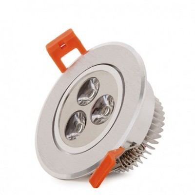 Downlight 3W  Orientável