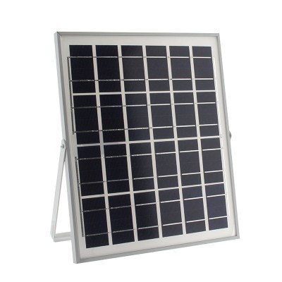 Projetor Solar 100W c/ Painel e telecomando