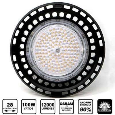 Campânula UFO LED 100W  MARS Leadersson
