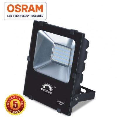 Projector LED BLACKS 100W 5 Anos de Garantia