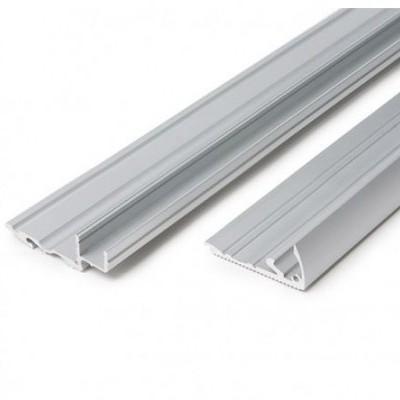 Perfil Alumínio Fita LED para Escada