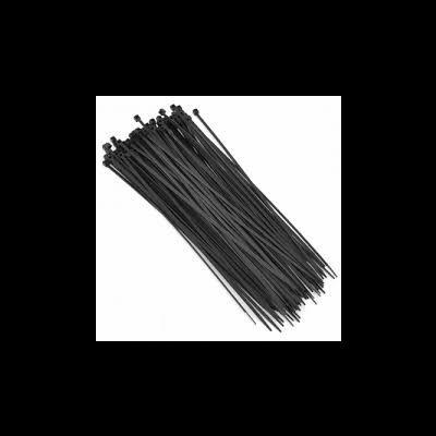 Abraçadeira serrilha nylon VÁRIAS MEDIDAS (saco 100 un)