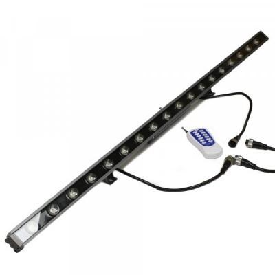 WallWasher Cortina LED 18W RGB   IP65