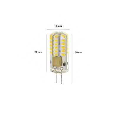 Lâmpada LED G4 3W (230V)