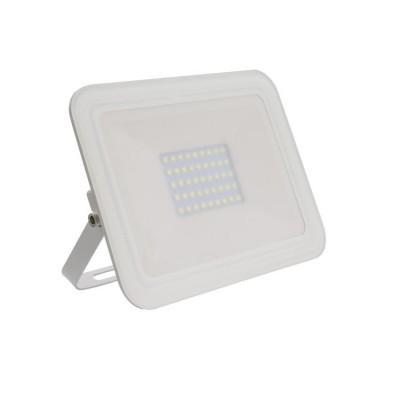 Projector LED Slim Cristal 30W Branco