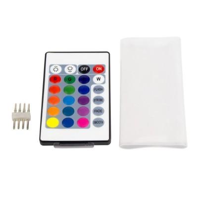 Controlador de Néon  RGB com control remoto IV