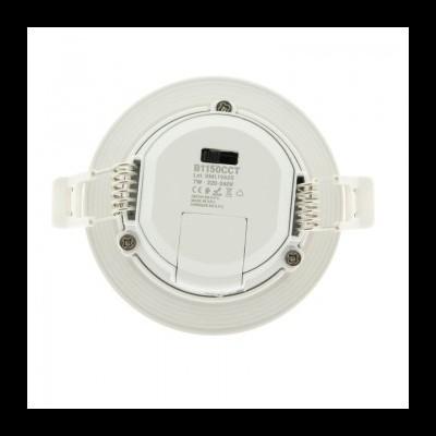 Downlight LED Redondo  7W IP44 CCT