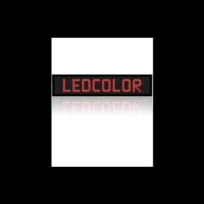 Reclame LED Publicitário Configurável IP20 C/sensor Temperatura
