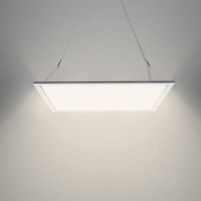 Painel Led Suspenso 1200x20 32W Iluminação Dupla
