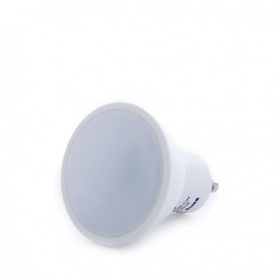 Lâmpada LED GU10 110º 7W Regulavel