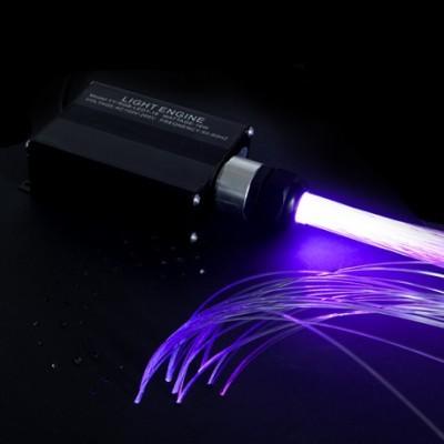 Iluminação de Fibra Óptica 150 pontos 16W LED RGB