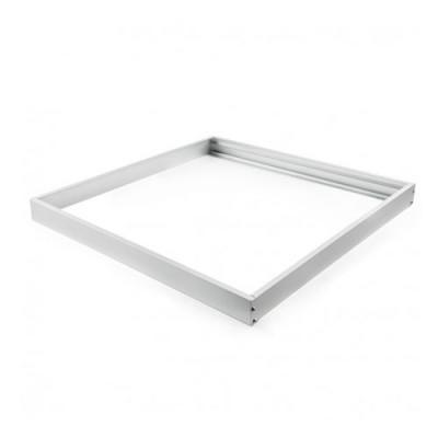 ARO EXTERIOR P/ PAINEL 300x300 Branco