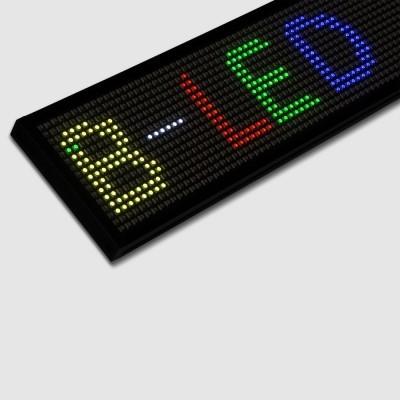 Reclame LED PROGRAMÁVEL RGB 1300X95MM WIFI / USB