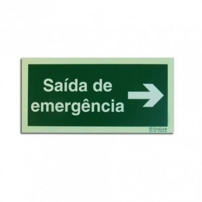 Sinalética de Emergência