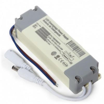 Driver com Batería para Paineis LED de Emergência