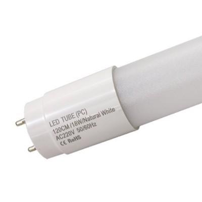 Tubo LED T8 18W NanoTube F+N Mesmo Lado