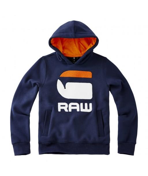 Sweat azul marinho G-Star Raw